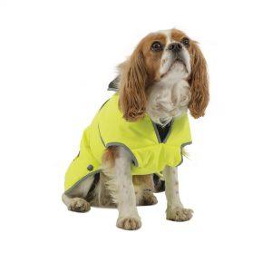 Ancol Stormguard Dog Coat Hi-Vis