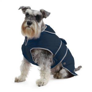 Ancol Stormguard Dog Coat Navy