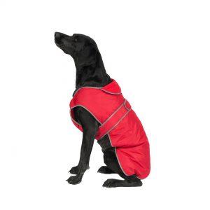 Ancol Stormguard Dog Coat Red