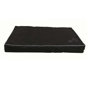 black cushion for dogs