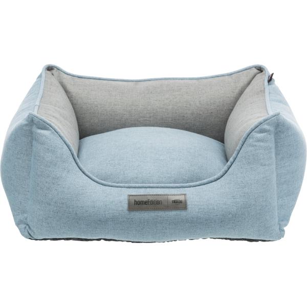 Trixie Lona Bed - Light Blue/Grey