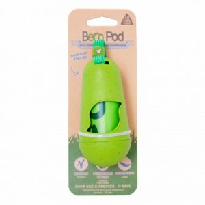 BECO POD GREEN POOP BAG DISPENSER