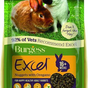 Burgess Excel Rabbit Adult Oregano,
