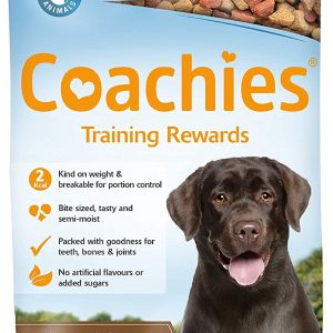 COACHIES Training dog Treats 75g Adult beef lamb and chicken