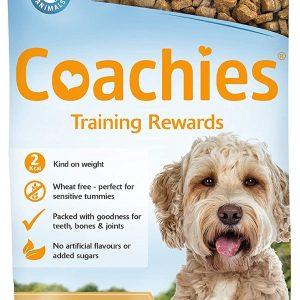 COACHIES Training Dog Treats, 75g sensitive - Chicken