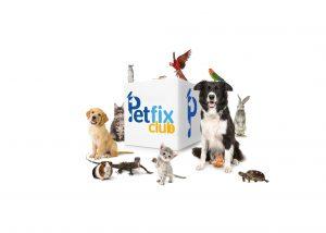 Petfix Club Cube