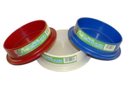 Cheeko Non-Tip Plastic Bowl Rabbit 13cm