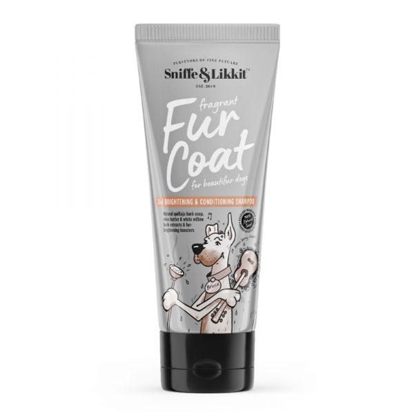 Sniffe & Likkit Fur Coat Fragrant for dogs 250ml