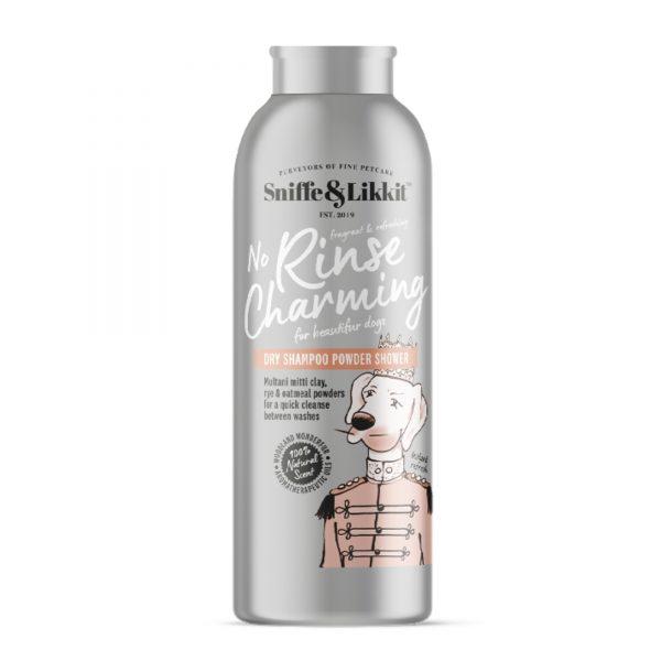 Sniffe & Likkit No Rinse Charming Dry Shampoo Powder Shower