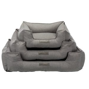 Trixie Trixie Talis Square Dog Bed Grey
