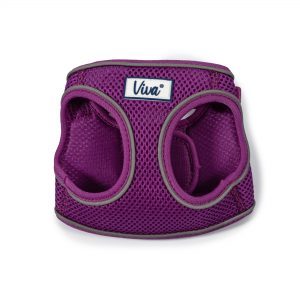 Ancol Viva Step-in Harness S Purple