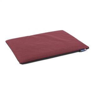 Ancol dog Waterproof Pad Bed Burgundy