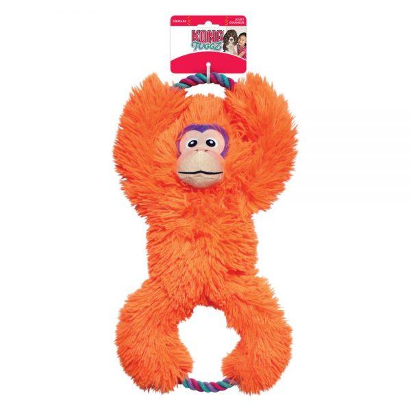 Kong Orange Tuggz Monkey