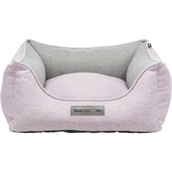 Trixie Lona bed pink and grey