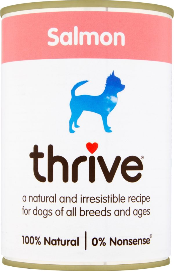 Thrive Dog Wet Salomon