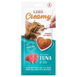 Catit creamy Tuna cat treats