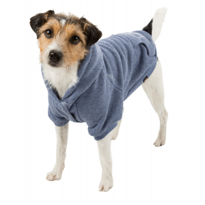 Be Nordic Dog Pullover Hoodie - Blue