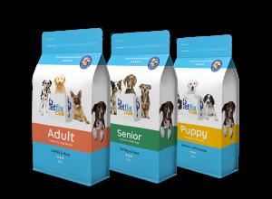 Petfix own brand dog food