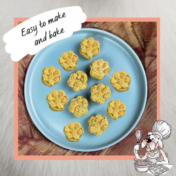 cookies made from sniffe&likkit home barket kit