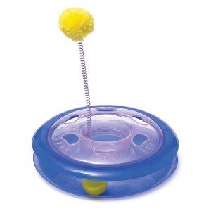 Acticat Plastic Playground Cat Toy