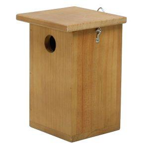 Wooden Wild Bird Nest Box