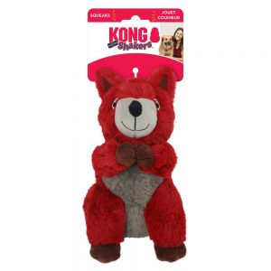 KONG Shakers Passports Red Squirrel