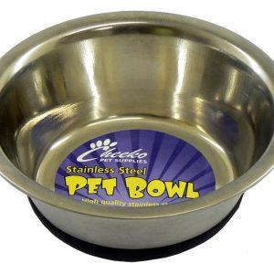 Cheeko Fusion Non Slip Stainless Steel Bowl