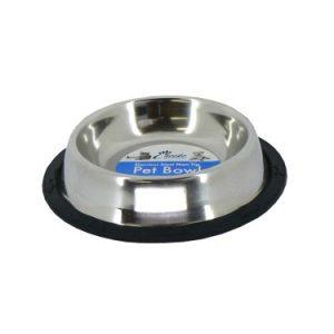 Cheeko Steel Non-Slip/Tip Bowl