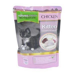 Natures menu Chicken for Kittens