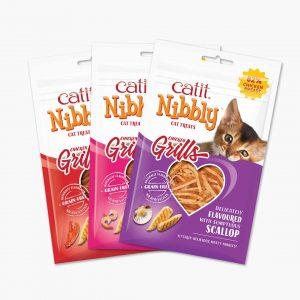 Catit Nibbly Chicken Grills