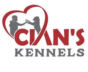 cians kennels logo