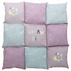 Trixie Junior Patchwork Cushion