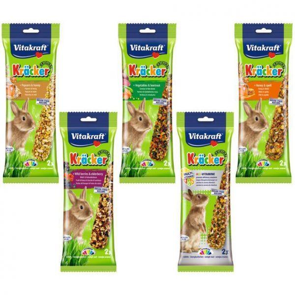 Vitakraft rabbit Kraker Sticks
