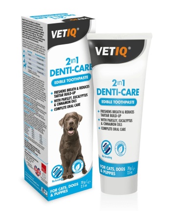 2 in 1 Denti-Care Edible Toothpaste