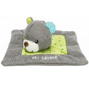 Junior Snuggler Bear Fabric-p