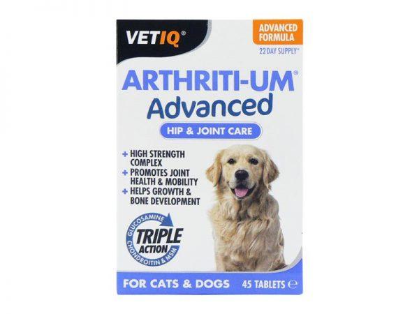 M&C Arthriti-Um Advance 45 Tablets