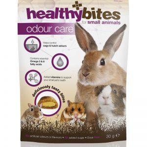 M&C SMALL ANIMAL NUTRI-CARE TREATS 30G