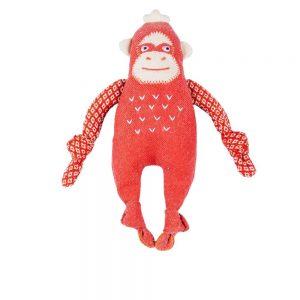 RESPLOOT® Sumatran Orangutan Plush Dog Toy