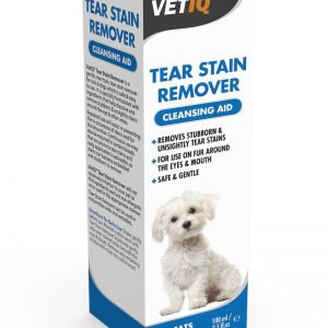 VetIQ Tear Stain Remover Cleansing Aid
