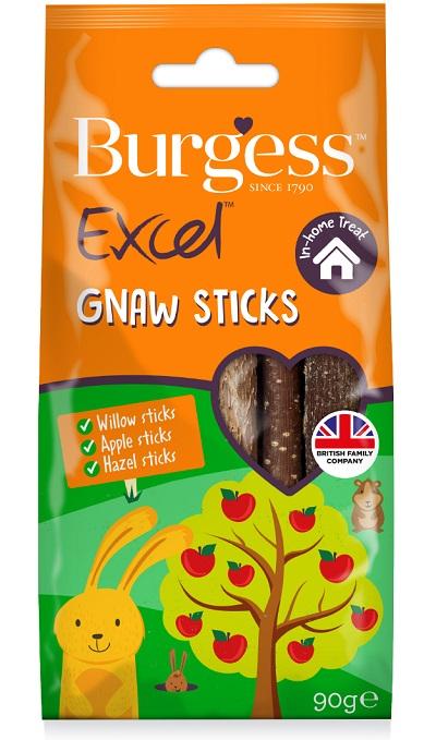 Excel Snacks Gnaw Sticks