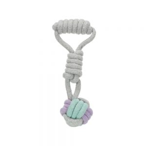 Junior PlayingTrixie Rope with Woven-in Ball