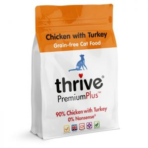Thrive® PremiumPlus Chicken with Turkey Food for Cats