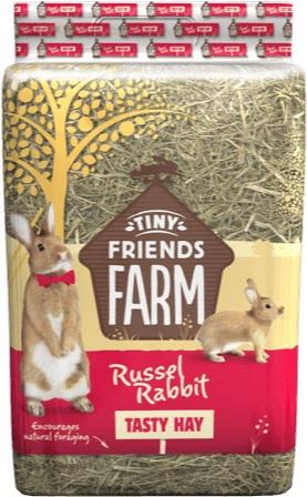 Russel Rabbit Tasty Hay