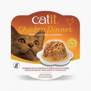 Catit Chicken Dinner
