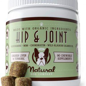 Natural Dog Compny Hip & Joint