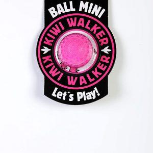 KIWI WALKER Let's Play Mini Ball Pink