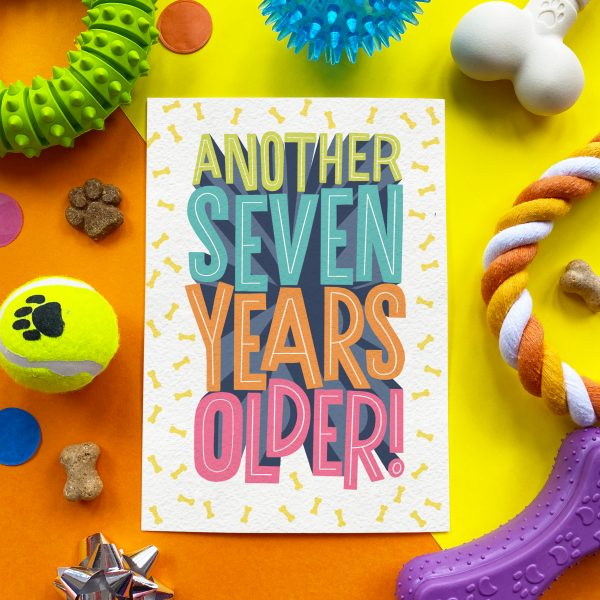 Scoff Paper Another Seven Years Older