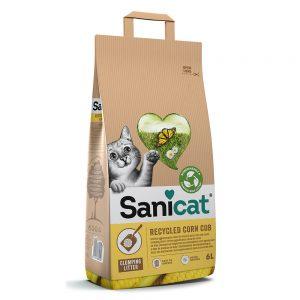 Sanicat Corn Cob litter