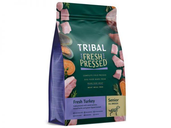 Tribal Fresh Turkey - senior dog