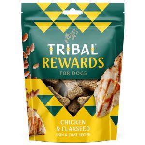 Tribal Chicken & flaxseed treats